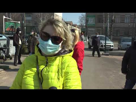 KorostenTV: KorostenTV_02-04-20_ОСББ продовжують отримувати дезрозчин