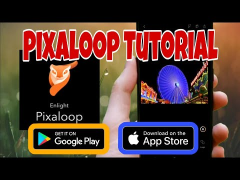 Enlight Pixaloop Tutorial Part 2- How To Create Moving Pictures