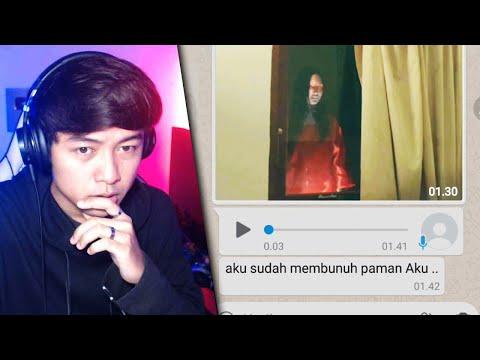 MAMAKU GENTAYANGAN MENUNTUT BALAS DEND4M 😱 | Chat History Horror Indonesia