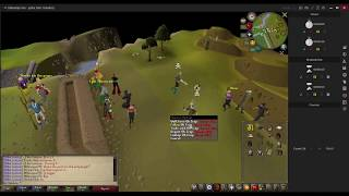 OSRS GRAND EXCHANGE LURE!!!!!!
