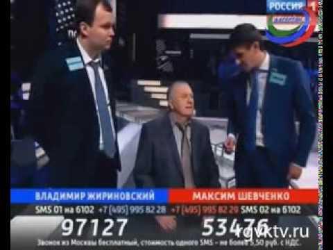 Жириновский предложил отделить Дагестан от России колючей проволокой