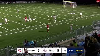 West Jessamine vs Pulaski County - Girls HS Soccer