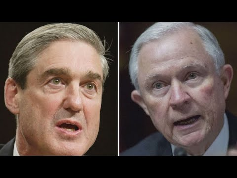 AG Sessions Interviewed in Mueller's Russia Probe
