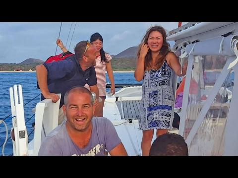 Extreme Fishing Sailing At Ascension Island - Ep 16