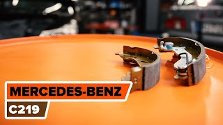 MERCEDES-BENZ Autoreparatur-Video