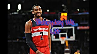 John Wall Mix |  Everyday Day We Lit HD
