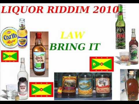 LAW - BRING IT - LIQUOR RIDDIM - GRENADA SOCA 2010