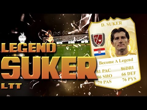 Kênh LTT   Review Davor Suker WL - FIFA Online 3