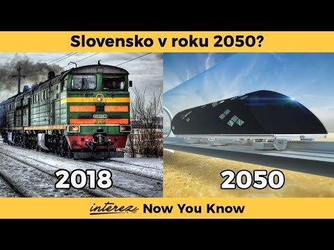 Ako bude vyzerať SLOVENSKO V ROKU 2050?