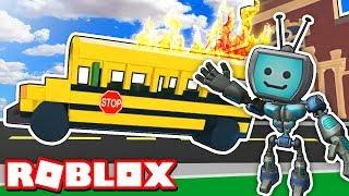 ESCAPE Killer SCHOOL OBBY (in Roblox) ► Fandroid GAME