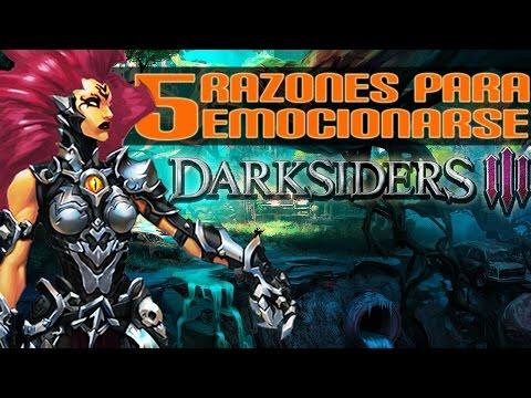 Darksiders 3 - GRANDES RAZONES para emocionarse por Darksiders III
