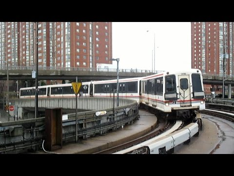 Toronto Subway & Scarborough RT in Action - March 2016