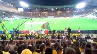 Nantes vs Monaco - Ambiance Tribune Loire