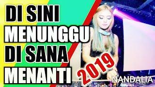 Gambar cover Dj Di Sini Menanti Di Sana Menunggu | Dj Full Bass Original Terbaru