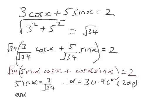 C3 R cos (x + a)