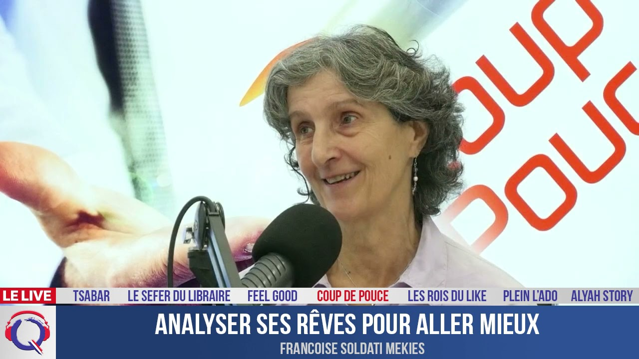 Analyser ses rêves pour aller mieux - CDP#348