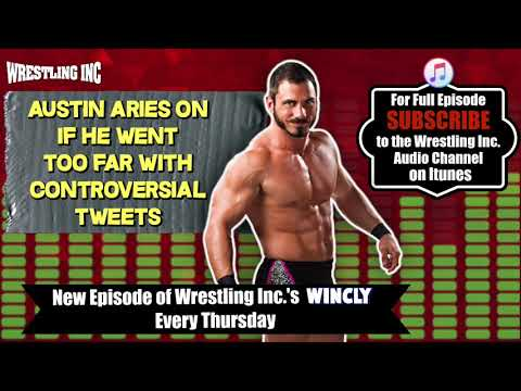 Austin Aries On If He Went Too Far w/ Controversial Tweets
