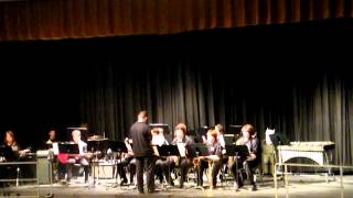 HF Jazz Band - Spring 2012- Opus in Pastels - Kenton.MP4
