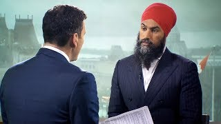 Jagmeet Singh discusses his father's alcoholism, sexual abuse and racial discrimination