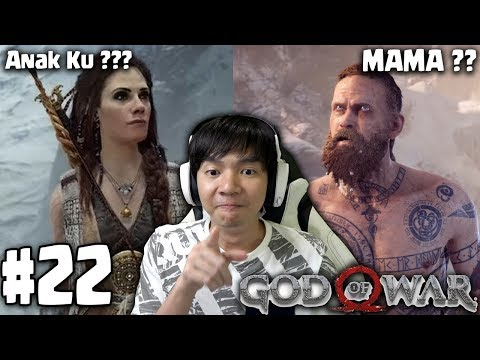 Baldur Anaknya Freya ?? | God Of War | Indonesia | Part 22