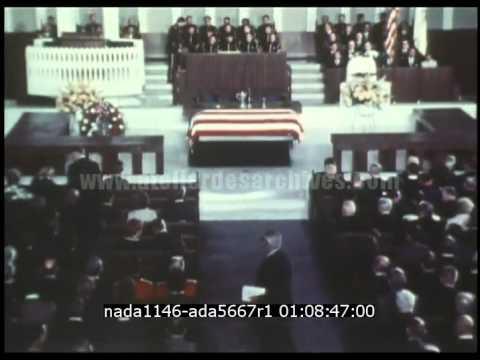 Funérailles de J. Edgar Hoover - Part I