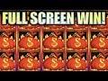 ALL THE MONEY BAGS FULL SCREEN WIN WEIRD WICKED WILD STAR RISE Slot Machine Bonus Win mp3