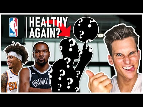 10 Most Important HEALTHY NBA Players After Quarantine [2020 NBA PLAYOFFS]