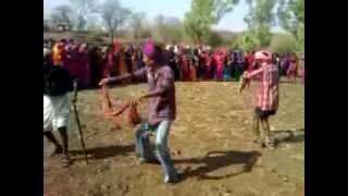 Indian Tribal  Folk dance