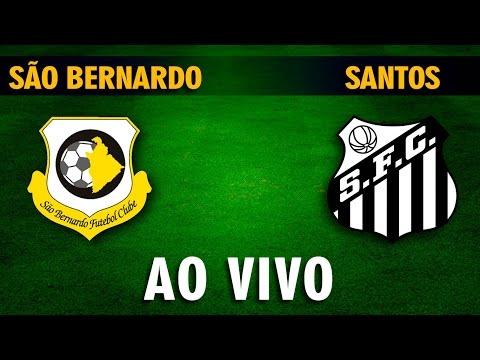 São Bernardo x Santos  - Campeonato Paulista
