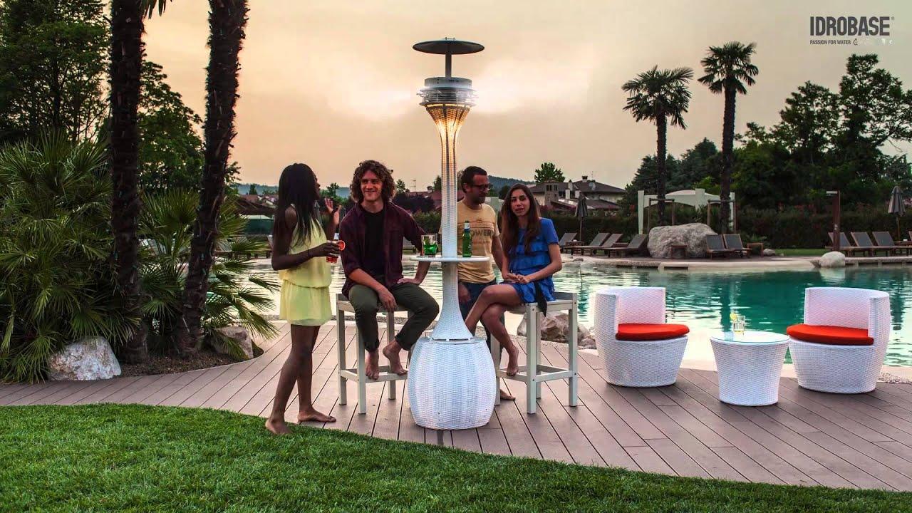 Video demo aurora arreda e illumina gli spazi esterni con for Lideo arreda