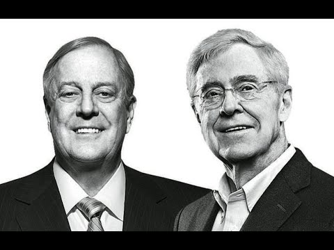 Koch Brothers Building Their Own CIA To Spy On Progressives
