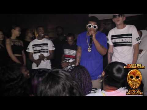 WEBBIE ALBUM RELEASE PARTY AT CLUB VIP IN KNOXVILLE,TN