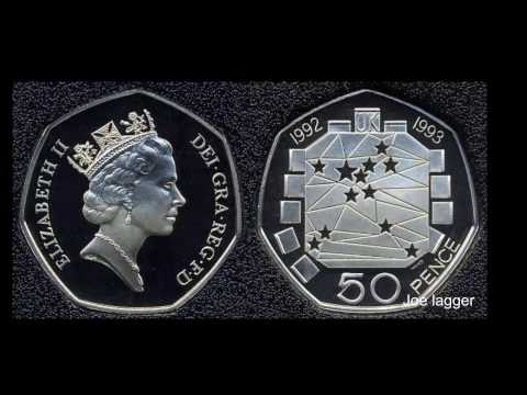 Rare 50p coins-worth up to £3,000