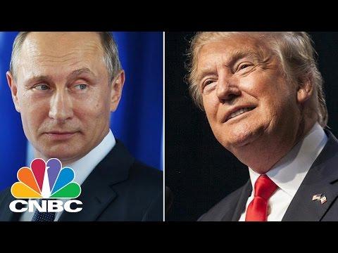 Donald Trump Praises Vladimir Putin For Russian Response After US Sanctions | Power Lunch | CNBC