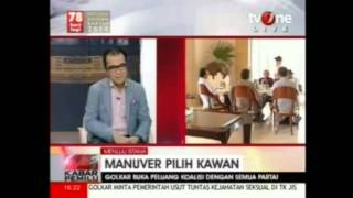 TV ONE: Kabar Pemilu 22 April 2014