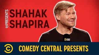 Comedy Central presents: Shahak Shapira