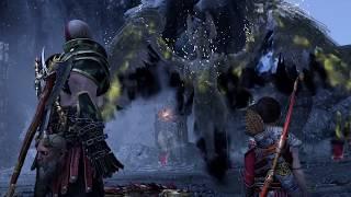 God of War PS4- Valkyrie Queen