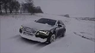 Не Было Еще Той Зимы,Что Бы Я На Своей Аудюхе Засел.Winter Is Not Problem If You Have Audi Quattro