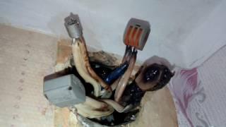 Обзор Электрика  Авария при соединениии алюминиевых проводов через WAGO 222(, 2016-06-06T10:55:36.000Z)