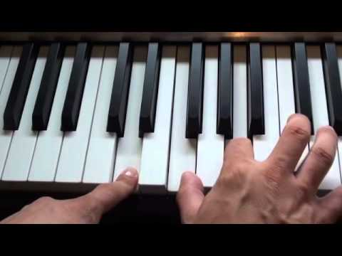 How to play Beautiful Life on piano - Union J - Tutorial