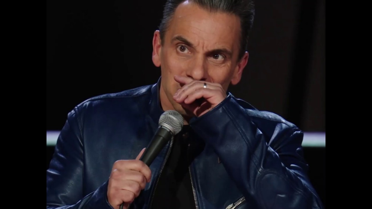 Contractors | Sebastian Maniscalco - Stay Hungry