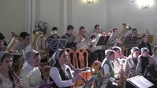2015 03 08  Небо! Небо! Духовий оркестр Нова Каховка м Одеса