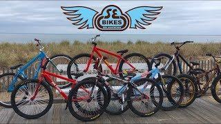 The Pack is Back - SE Bikes Wheelies