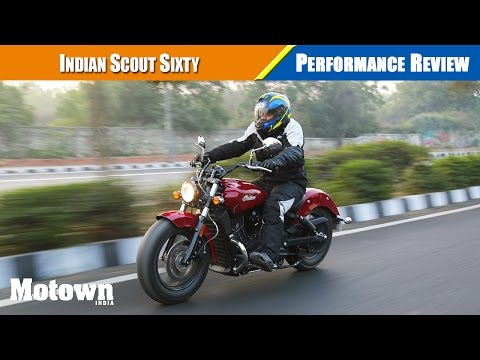 Indian Scout Sixty Road Test Review
