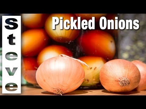 HOW TO MAKE PICKLED ONIONS - Crisp Not Soggy