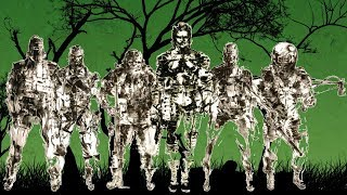 MGS3 - How to Defeat the Bosses Easier