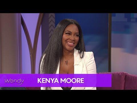 Uptown Angela - Kenya Moore Shades NeNe Leakes on Wendy
