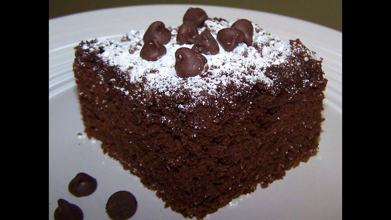 Gluten Free Chocolate Crumb Cake YouTube