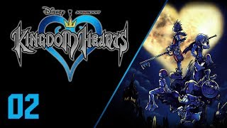 KINGDOM HEARTS HD 1.5 + 2.5 REMIX #2