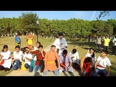 Social issues - Nukkad natak - Lucknow Public School, Lucknow